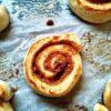 Marmite and Cheddar spirals